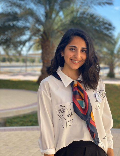 Rawan Jahromi_ Student Leader
